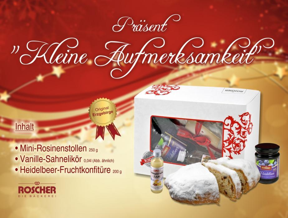 """Geschenkpaket """"Kleine Aufmerksamkeit"""""""