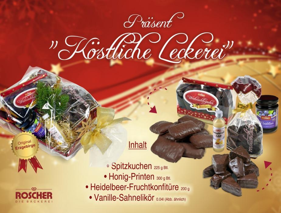 """Geschenkpaket """"Köstliche Leckerei"""""""